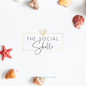 Branding and Website Design for The Social Shells