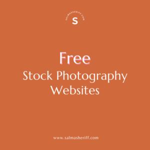 Free Stock Photography Websites