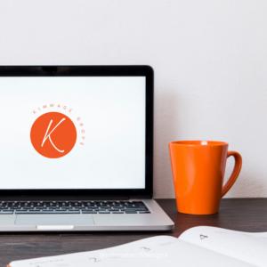 Brand Identity and WordPress Website Design for Kimmage Grove Media